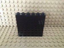 LEGO ® 1 X Panel Elemento Parete Finestra 1x6x5 Nero Nuovo #59349