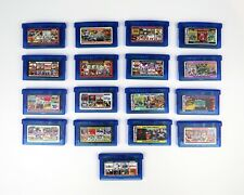 ALL IN 1 Cartridge Card Multi cart for Game Boy Advance GBA SP GBM Multi game