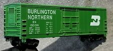 Model Power 8041 BURLINGTON NORTHERN Refrigerator 50' Reefer Boxcar BN Plug Door
