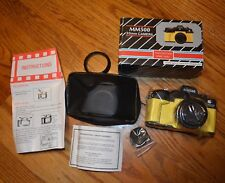 1996 SUNSTONE MM500 35 MM Camera NOS Touchstone Home Video  UP CLOSE & PERSONAL
