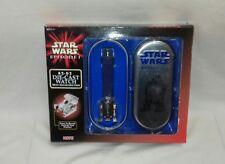 STAR WARS - Phantom Menace R2-D2 Die Cast Watch & Tin Case Unopened 1999 MNIB