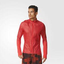 Cappotti e giacche da uomo adidas rosso