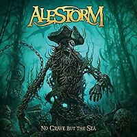 ALESTORM CD - NO GRAVE BUT THE SEA [2CD DELUXE EDITION](2017) - NEW UNOPENED