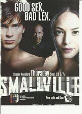 -SMALLVILLE- 2005 The WB TV show ad