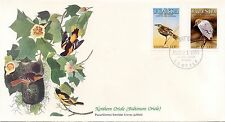 ENVELOPPE / BIRDS OF THE WORLD /  / FAUNE /  OISEAU / UGANDA / 1985
