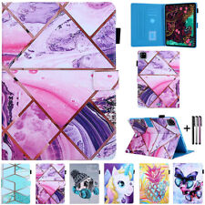 """For iPad 10.2"""" 7th 6th 5th Gen Pro 11"""" 2020 Air 3 Leather Smart Stand Case Cover"""