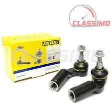 Moog Track Tie Rod End Pair for VOLVO C30 + C70 Mk 2 + S40 Mk 2 + V50 - 2004-13