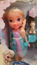 DISNEY FROZEN ELSA DOLL with ROYAL REFLECTION EYES,  NEW IN THE BOX