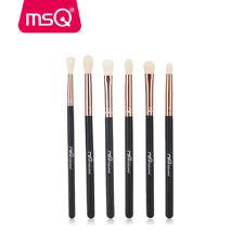 6Pcs Eyeshadow Makeup Brushes Set Shader Eyeliner Eyebrow Lip Pencil Brushes MSQ