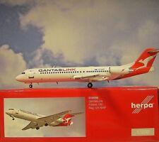 Herpa Wings 1:200 Fokker 100 Qantaslink VII-NHP 559096 modellairport 500