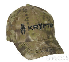 Kryptek Officially Licensed Highlander Q3 Hat Structured Cap Hunting Camo Hat