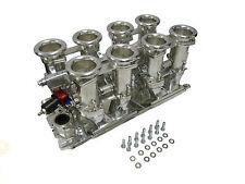Maximizer ITB Chevy BBC 457 Individual Throttle Body V8 35mm Horn