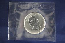 2011 1 Oz Silver 5$ Canadian Maple Leaf - SEALED!
