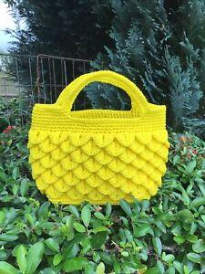 Handmade Crochet women/ladies handbag, Small Bag,little Bag,New