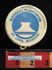 McDonnell Planetarium St. Louis Science Center Missouri Patch Space Ed. 64T1