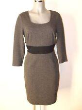 Kleid von Esprit Gr L Grau II43