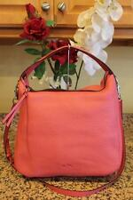 nwot COACH 31623 BLECKER  LEATHER SULLIVAN HOBO bag purse loganberry $378 (pu220