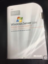 Windows Server 2008 Standard 10 cal  / o.Hyper-V, 32/64 bit DE mit MwSt Rechnung