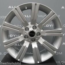 "GENUINE RANGE ROVER SPORT STORMER 20""INCH ALLOY WHEELS X4,L322,DISCOVERY 3/4 HSE"