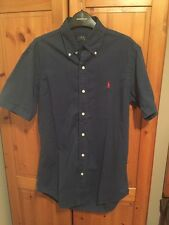 Polo Ralph Lauren Shirt Xs Custom Fit