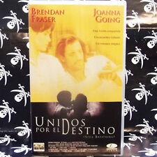 UNIDOS POR EL DESTINO (James F. Robinson) VHS . Brendan Fraser, Joanna Going, Ce