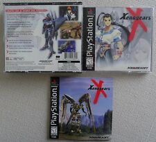XENOGEARS - US - PLAYSTATION 1 ET 2 - PS1 - PS2