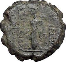 ALEXANDER II Zabinas 128BC Antioch SELEUKID Dionysus Ancient Greek Coin i47340