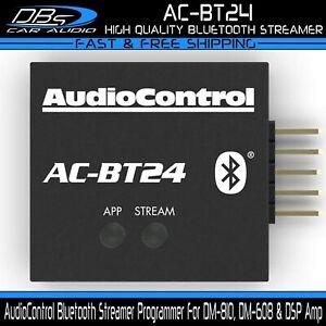 AudioControl AC-BT24 Bluetooth Streamer Programmer For DM-810, DM-608 & D-6.1200