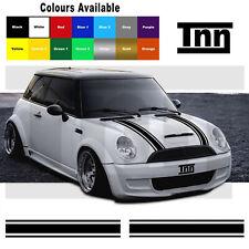 Bonnet Stickers For MINI One MINI Cooper Sticker Vinyl Graphics Decals Livery