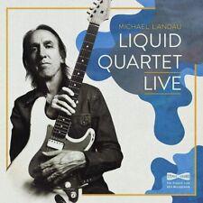 Michael Landau - Liquid Quartet Live CD ALBUM NEW (21ST AUG) warn