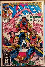 Uncanny X-Men 282, Marvel, 1st Appearance of Bishop