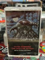 Fates Warning The Spectre Within cassette tape Metal Blade / Enigma 1985 [thrash