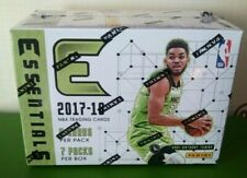 2017-18 PANINI ESSENTIALS ~ NBA TRADING CARDS ~ 5 CARDS PER PACK~7 PACKS/BOX