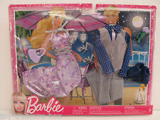 Fashionistas Clothing Barbie BEAUTIFUL DRESS & KEN GREAT SUIT & Accessories!