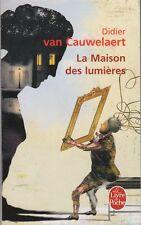 LA MAISON DES LUMIERES / DIDIER VAN CAUWELAERT / POCHE