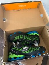 sketchers shoes todler size 11 new in box tuff tech