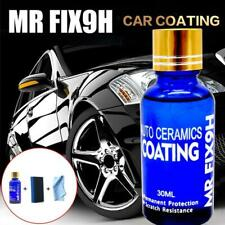 9H Nano Ceramic Car Glass Coating Liquid Hydrophobic Anti-Scratch Care 60%OFF