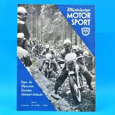 DDR Illustrierter Motorsport IMS 14/1959 Hockenheimring Tourist Trophy Senftenb.