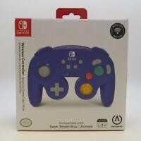 PowerA Nintendo Switch Wireless GameCube Style Controller - Purple