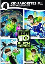 4 Kid Favorites Ben 10 Alien Force 0883929238958 DVD Region 1