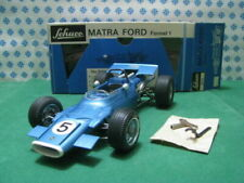 Modellini statici di auto da corsa Formula 1 in metallo bianco scala 1:16