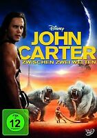 John Carter - Zwischen zwei Welten von Andrew Stanton   DVD   Zustand gut