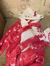 Hello Kitty Pyjama Sleep Suit 9-10