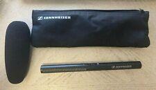 Sennheiser MKE600 Camcorder Shotgun Microphone - Black