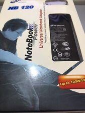 FSP120-AAC PANA120004 FSP Universal NB 120 19V 120W Notebook Power Adapter, NEW