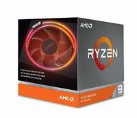 Amd 234062 Cpu 100-100000023box Ryzen 9 3900x 12c 24t 4600mhz 70 105w Am4