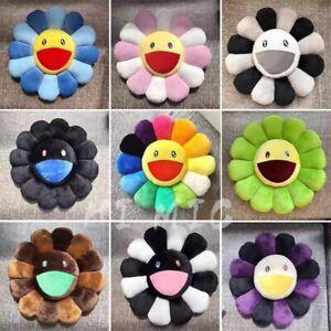 Rainbow Flower Takashi Murakami Cushion Kaikai Kiki Top Japan Pillows Japan