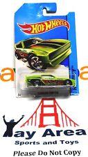 2013 '71 Mustang Funny Car Multicolor Hot Wheels Car HW City