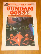 MOBILE SUIT GUNDAM 0083 #9 NIGHTMARE OF SOLOMON GN <