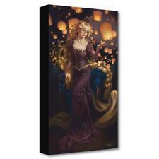 "Disney Fine Art Heather Edwards ""I See the Light"" Limited Edition Canvas Artwork"